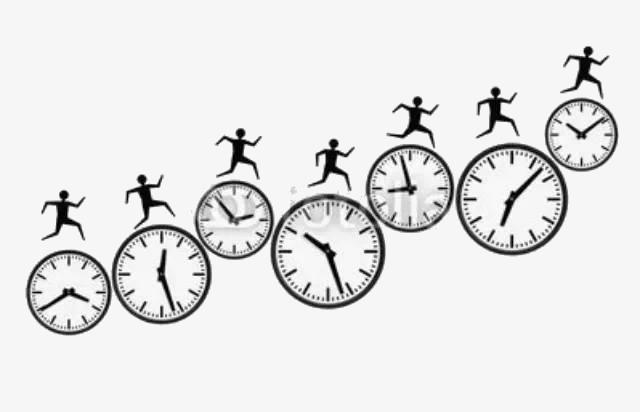 Corrida contra o tempo