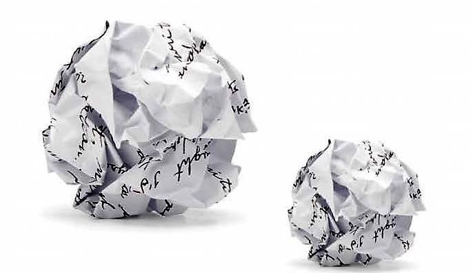 Mais papel e caneta, por favor