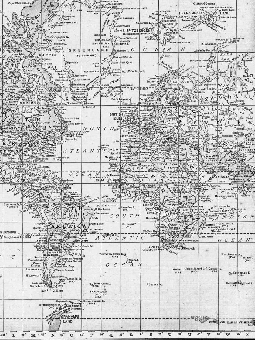 Procuram-se cartógrafos