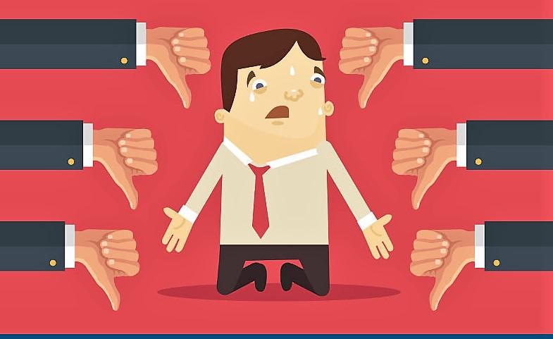 10 comportamentos inadequador para um líder