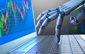 Os robôs que investem por você.