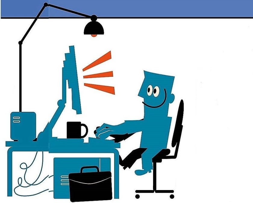 Trabalhos descentralizados - Flexibilidade e redução de custos