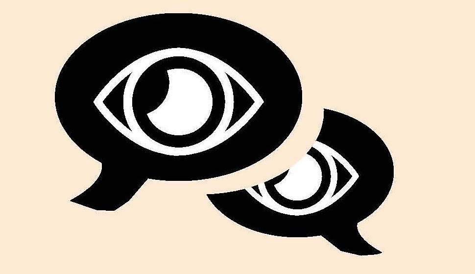 A vantagem do olho no olho