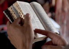 O que a bíblia me ensinou
