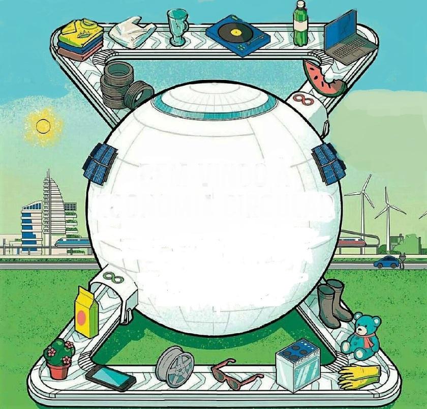 Bem vindo a economia circular