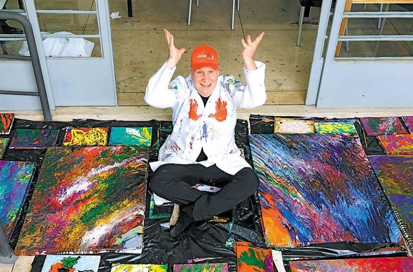 Como a pintura alivia o alzheimer
