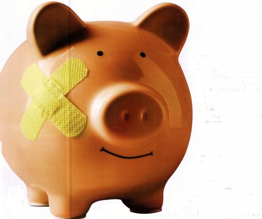 Preocupação com dinheiro pode causar dor física