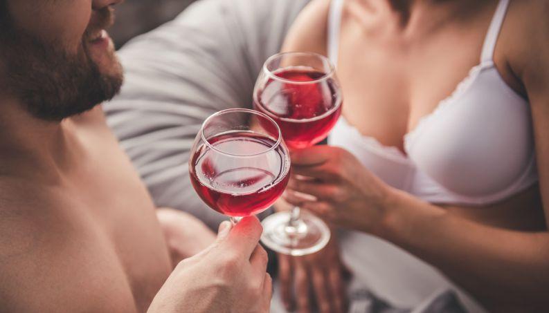 Sexo e bebida - uma combinação nem sempre prazerosa