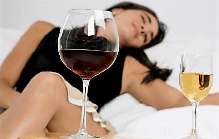 Sexo e bebida