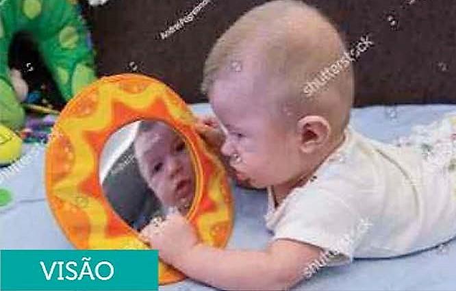 Como os bebes descobrem o mundo.2