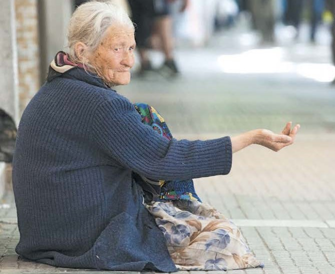 O abandono dos idosos
