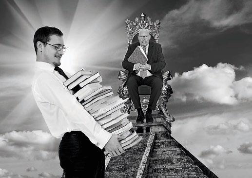 A ilusão do CEO badalado