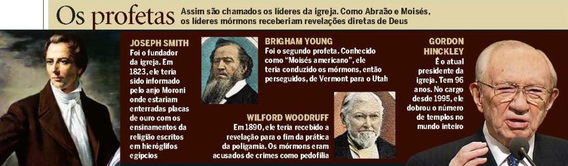 Os mórmons.4