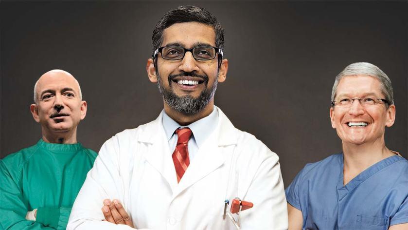 Doutores hi-tech