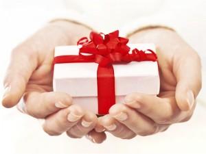 Receber presentes - um prazer cerebral