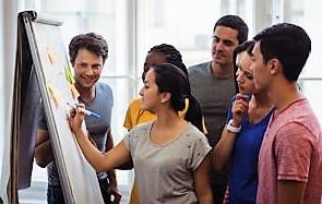 gestão positiva gera bem-estar e melhora performance da equipe.2