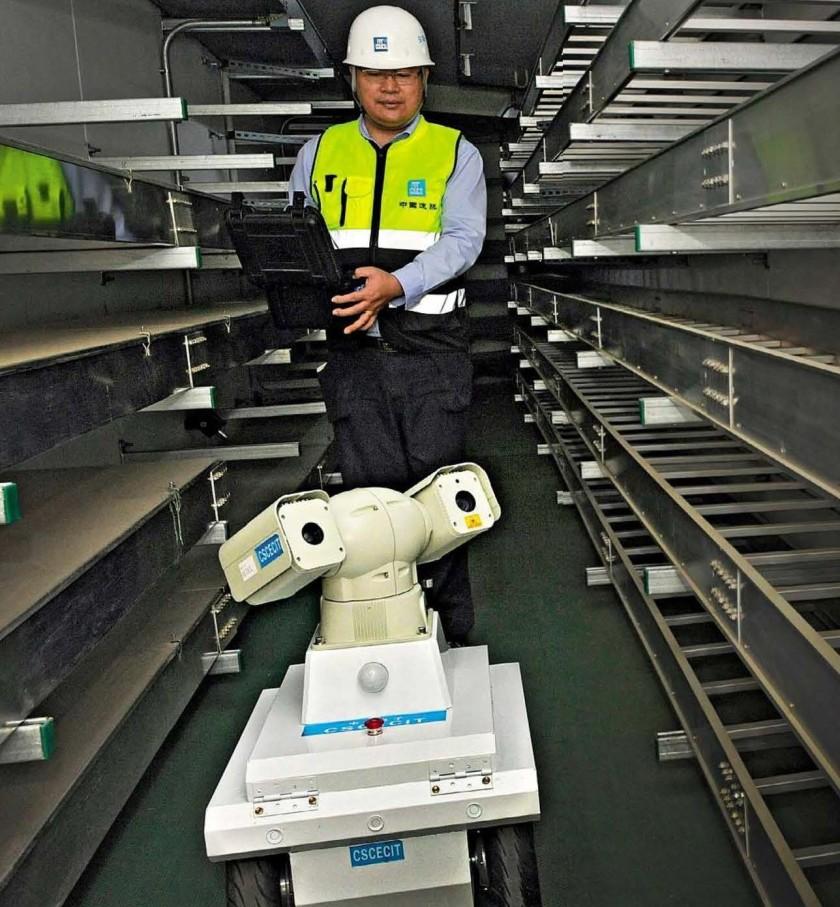 mais robôs, mais produtividade