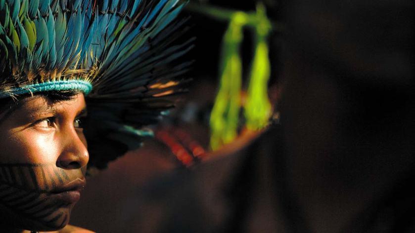 o martírio indígena