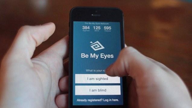 5 Aplicativos inovadores para cegos.2