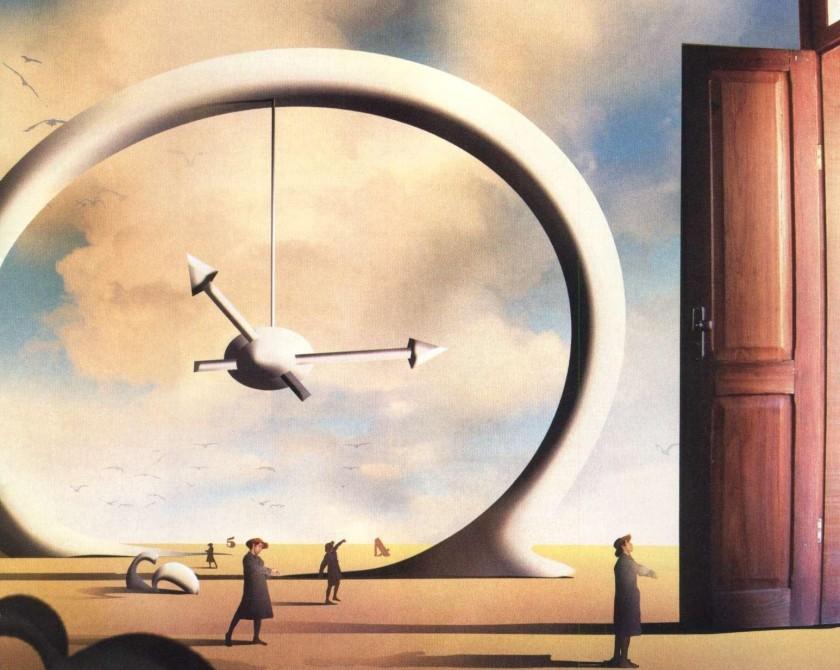 Aproximações entre tempo e espaço