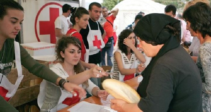 O movimento do Voluntariado. 4