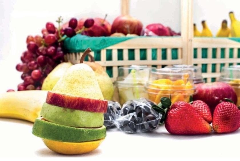 Quer uma fruta - É só pedir!