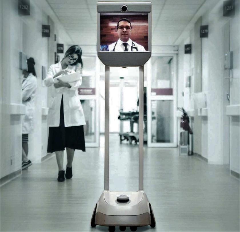A era do doutor robô