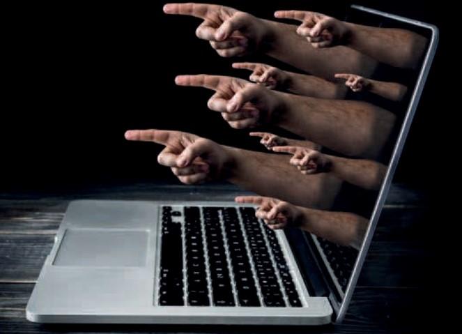 A internet, uma aldeia de ódio