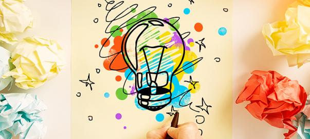 Desenvolva sua criatividade