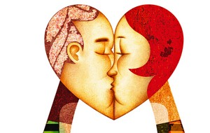 Paixão, amor, casamento...