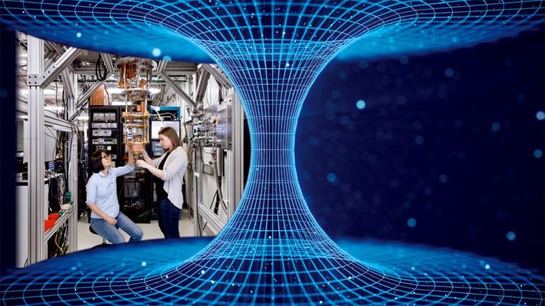 A corrida pelo computador quântico