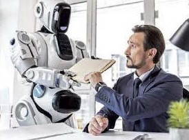 Os líderes e os robôs - desafios de uma nova era