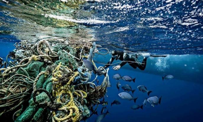 Pescaria invisível