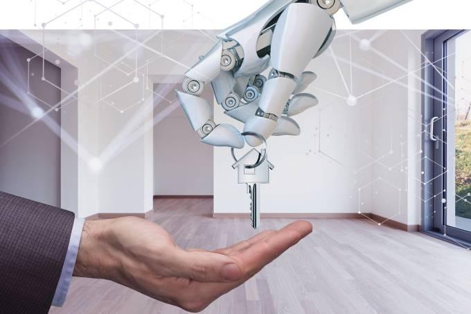 O robô corretor
