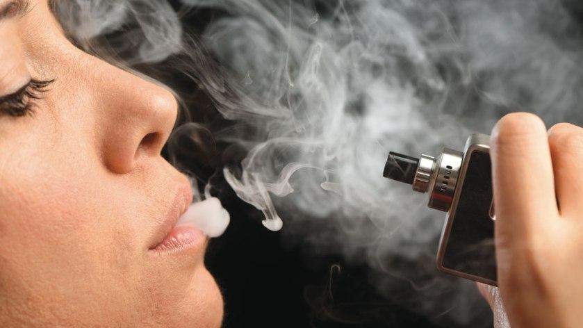 Uma vitporia para o cigarro eletrônico