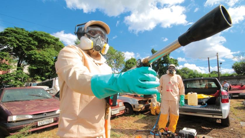 A praga da dengue. 2