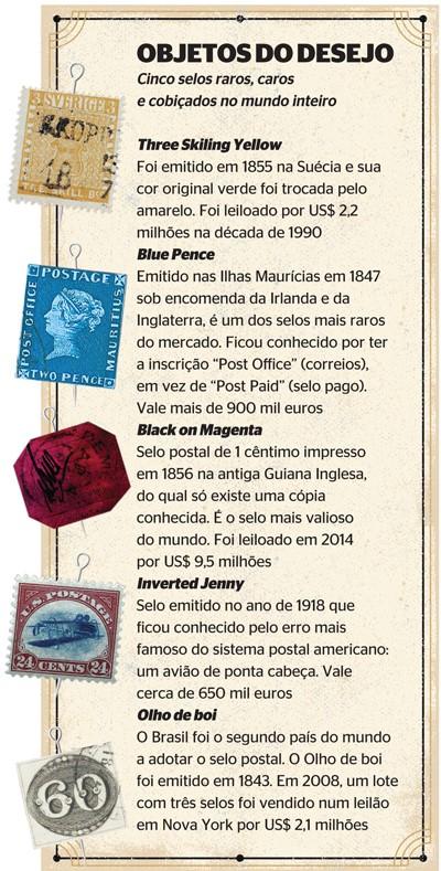 O mundo dos selos raros. 3.jpg