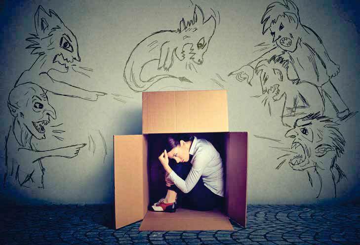 Preconceito gera sofrimento psiquico