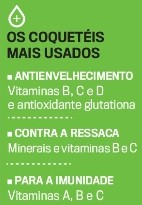 Vitamina na veia. 2